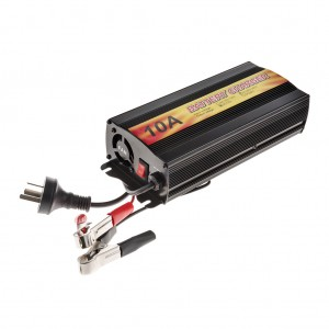 10A AC 220-240V to DC 12V Power Inverter for Car Battery Charge