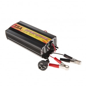 15A Portable AC 220V-240V Speedcharge Car Battery Charger