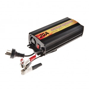 4800W Max Power Inverter for Car Boat Battery Charger 12-240V