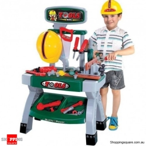 Kids Builder Construction Toys Tools Kit Set