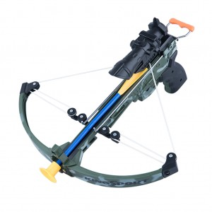 Crossbow Set with Quiver and Target for Kids
