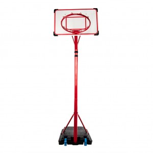 Height Adjustable Basketball Hoop Kids' Outdoor Playset