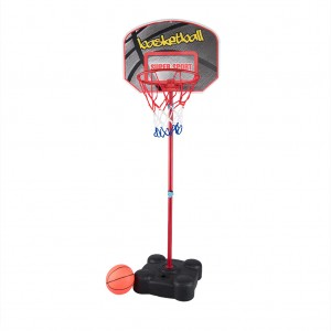 Portable Basketball Set Indoor & Outdoor Basketball Hoop