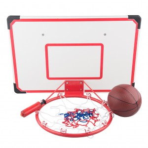 Indoor Wall-Mount Hoop Basketball Set For 69L x 45W(cm)
