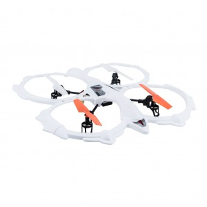 RC Quadcopter UFO 2.4GHz 6CH 6 Axis - White