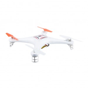 RC Quadcopter Drone with Camera 2.4GHz 6CH 6 Axis