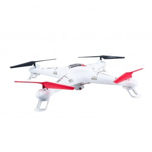 RC Quadcopter with HD Camera and FPV Monitor 2.4GHz 6CH 6 Axis