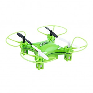 CX023 Mini RC Drone Quadcopter 360 Degree Flip with LED