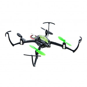 Mini RC Quadcopter 4-Channel 6-Axis 2.4GHz SkyWalker 8983 - Green