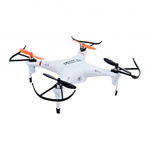 RC Quadcopter Drone 2.4GHz 4CH 6 Axis - White