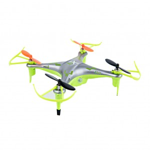 RC Drone Quadcopter 2.4GHz 4CH 6 Axis - Silver