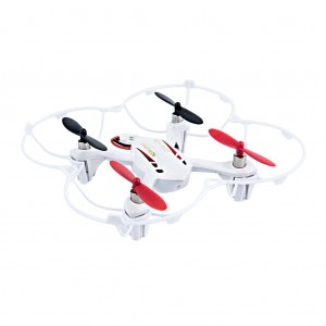 Mini RC Drone Quadcopter 2.4GHz 4CH 6 Axis - White