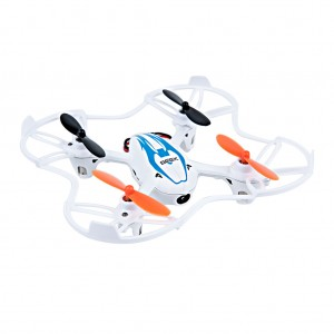 Mini  2.4GHz 4CH 6 Axis RC Remote Camera Quadcopter Drone - White