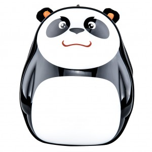 Panda Pattern Kids Cute Backpack with LED Light