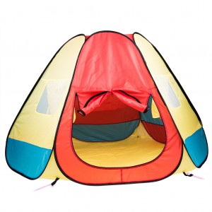 Kids Playhouse Tent Colorful Pop Up Tent