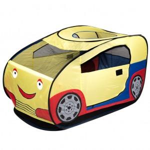 Kids Car Design Pop Up Tent Playhouse