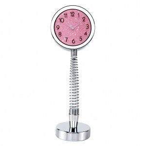 Trendy Lifestyle Spring Table & Floor Clock