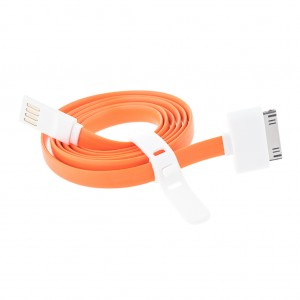 Charge & Sync Cable for iPhone 3GS 4/4s iPod Touch 2 3 4 Nano 4 5 6 iPad 2