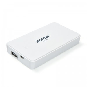 Beston 5000mAh Ultra Slim USB Portable Power Bank Charger