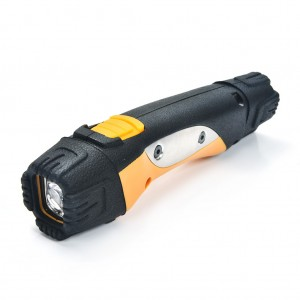 NICHIA Hardcase White Premium LED Flashlight Torch
