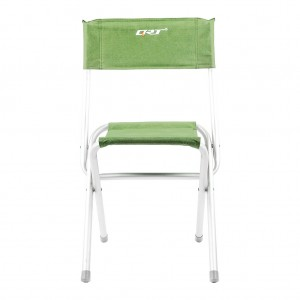 Classic Take-Out Folding Camping Garden Party Yard Beach Chair - Green