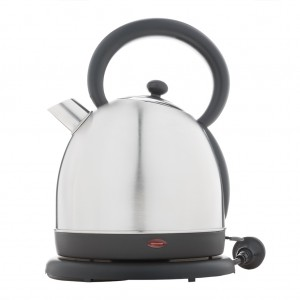 1.8L Deluxe Stainless Steel Electric Cordless Water Kettle - Silver