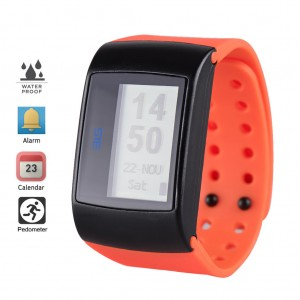 Wearable Activity and Sleep Tracker Fitness Smartwatch