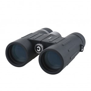 8X42mm Bak4 Center Focus Roof Prism Binoculars