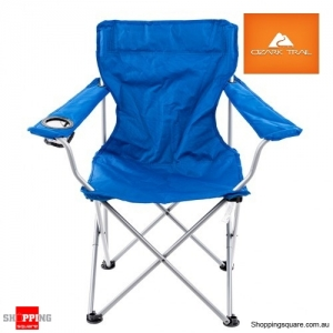 Portable Foldable Chair for Camping Fishing Picnic BBQ Beach Royal
