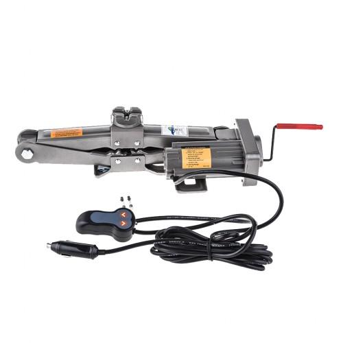 Portable Electric Car Scissor Jack 1.0 Ton with Hand Crank ...