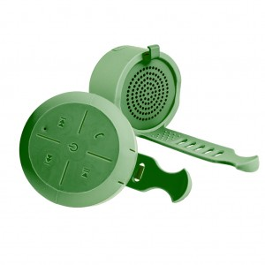 Bluetooth Wireless Speaker for Bicycle - Green