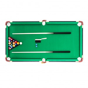 (Pick Up Only) Kids 4ft Foldable Pool Table Billiards Games Table