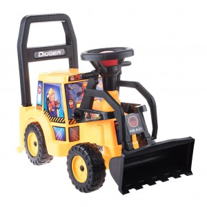 Kids Construction Ride-on Bulldozer Truck Toy