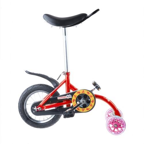 Kids Unicycle Mini Balance Bicycle - Red