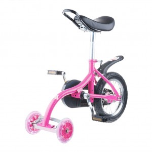 Kids Unicycle Mini Balance Bicycle - Pink