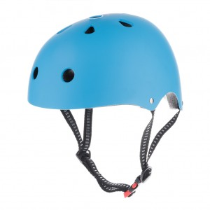Kids Helmet for Bike Bicycle Cycling Scooter Skate Skateboard -Blue