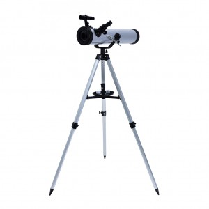 700x76mm Astronomical Reflector Telescope with Tripod