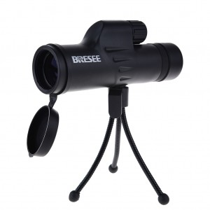 Compact Pocket Size Monocular Telescope 8x30mm with Tripod