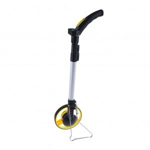 Extendable Hand-Held Digital Display Measuring Wheel