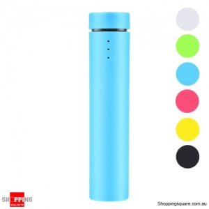 3 in 1 Multi-functional Power Bank/Speaker/Mobile Phone Stand - Blue