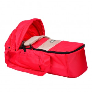 Baby Travel Bassinet Safe Baby Carrier - Red