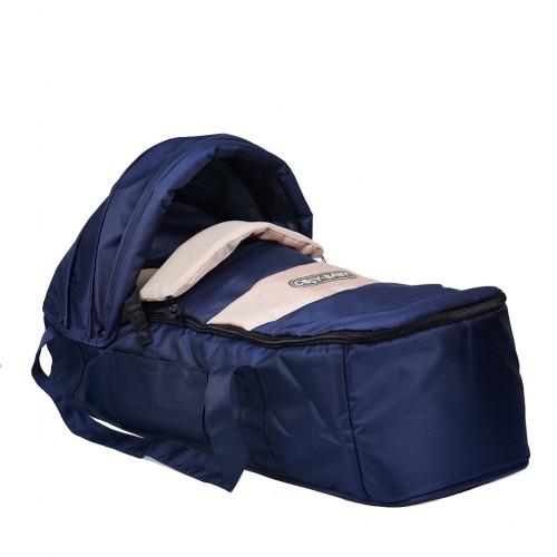 Portable Baby Travel Bassinet Folding Baby Lounge Infant Travel Bed