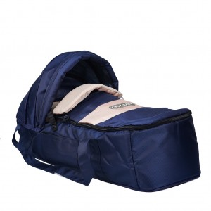 Portable Baby Travel Bassinet Folding Baby Lounge Infant Travel Bed