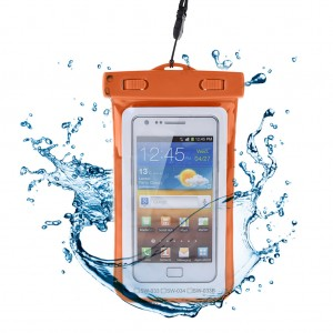 Universal Waterproof Pouch Dry Bag with Lanyard for Smart Phone