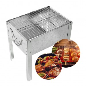 17 inch Portable BBQ Charcoal Grill
