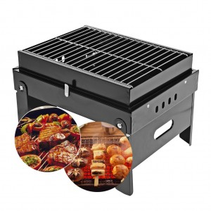 17.5 inch Foldable Charcoal Grill