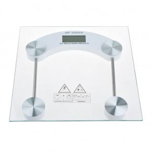 Digital Glass Top Bathroom Scale