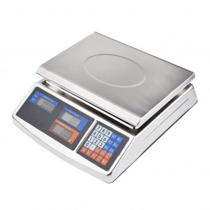 Rechargeable Electronic Price Computing Scale