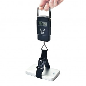 Digital Portable Handheld Luggage 50kg Weighing Scale