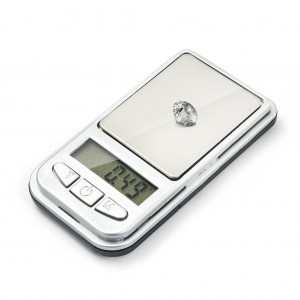 200g/0.01g Mini Portble Jewelry Scale Pocket Precision Scale with LCD Display